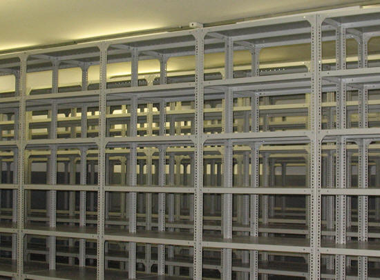 Slotted Pallet Rack Uprights Ridg U Rak Slotted Pallet